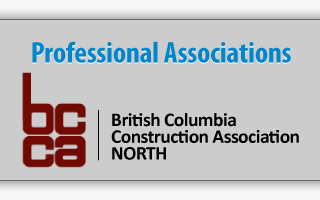 Professional Associations | British Columbia Construction Association North